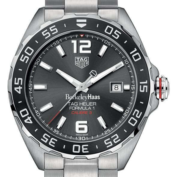 Berkeley Haas Men's TAG Heuer Formula 1 with Anthracite Dial & Bezel - Image 1