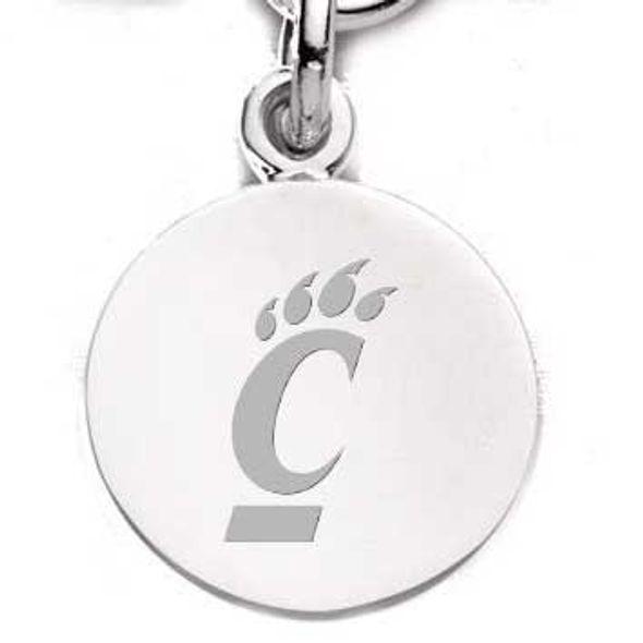 Cincinnati Sterling Silver Charm - Image 1