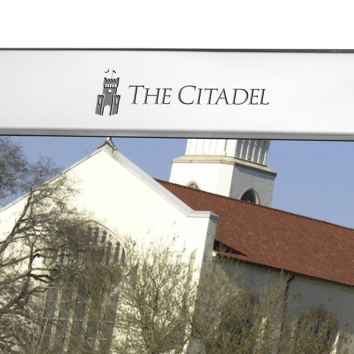 Citadel Polished Pewter 8x10 Picture Frame - Image 2