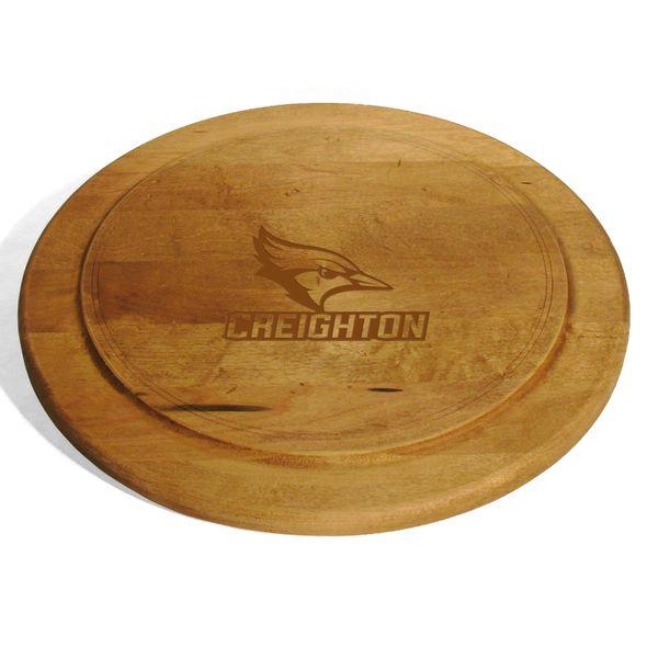 Creighton Round Bread Server - Image 1