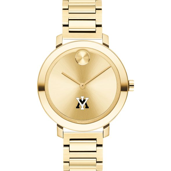 Virginia Military Institute Women's Movado Gold Bold 34 - Image 2