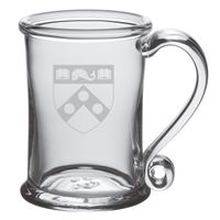 Penn Glass Tankard by Simon Pearce