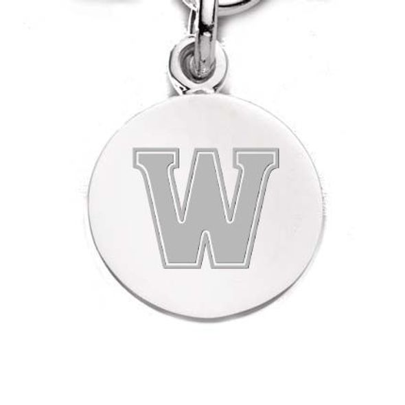 Williams Sterling Silver Charm
