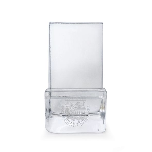 Dartmouth Glass Phone Holder by Simon Pearce