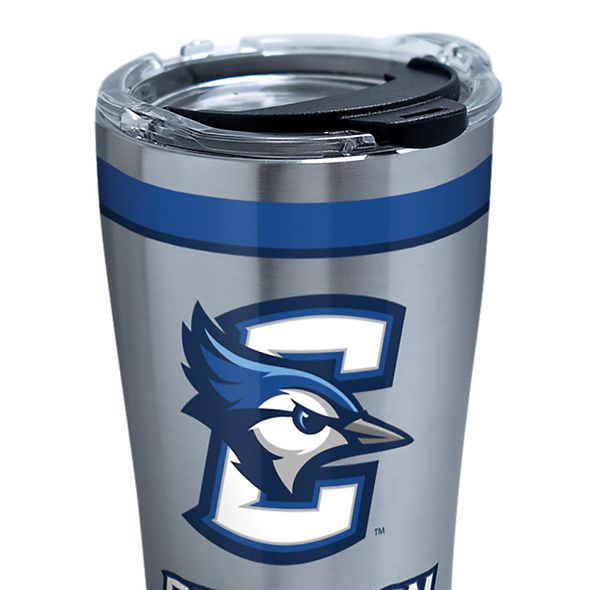 Creighton 20 oz. Stainless Steel Tervis Tumblers with Hammer Lids - Set of 2 - Image 2