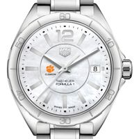 Clemson Women's TAG Heuer Formula 1 with MOP Dial