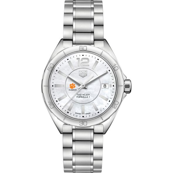 Clemson Women's TAG Heuer Formula 1 with MOP Dial - Image 2