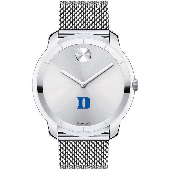 Duke University Men's Movado Stainless Bold 44 - Image 2
