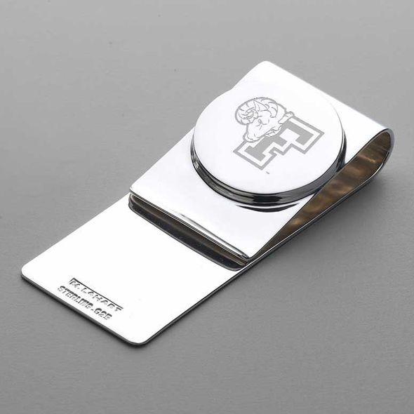 Fordham Sterling Silver Money Clip