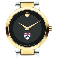 Wharton Men's Movado Two-Tone Modern Classic Museum with Bracelet