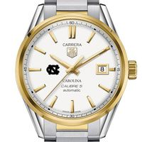 UNC Men's TAG Heuer Two-Tone Carrera with Bracelet