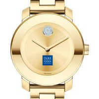 Duke Fuqua Women's Movado Gold Bold