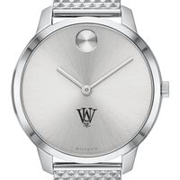 Washington University in St. Louis Women's Movado Stainless Bold 35