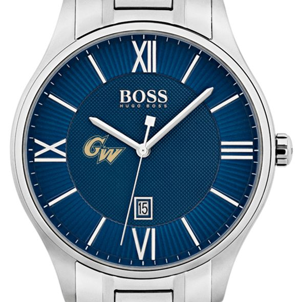 George Washington University Men's BOSS Classic with Bracelet from M.LaHart