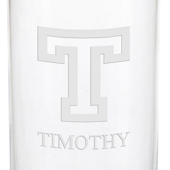 Trinity College Iced Beverage Glasses - Set of 2 - Image 3