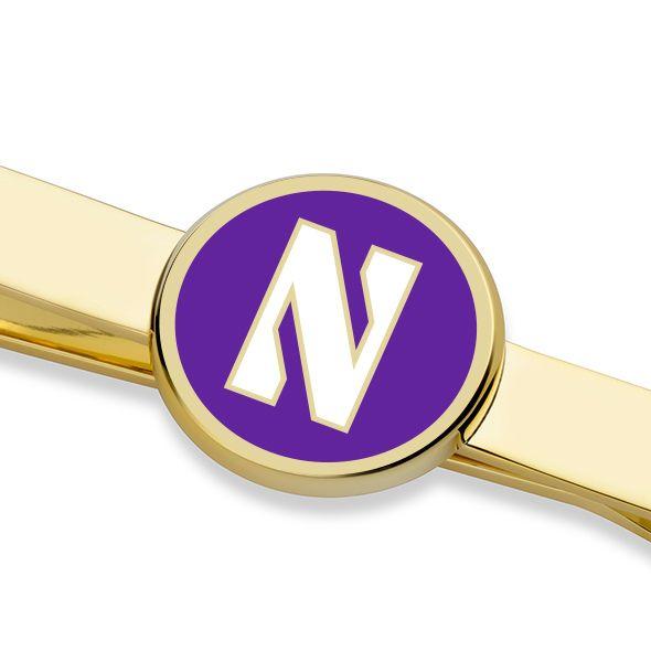 Northwestern Tie Clip - Image 2