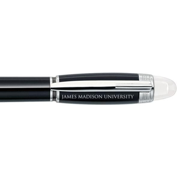 James Madison University Montblanc StarWalker Fineliner Pen in Platinum - Image 2