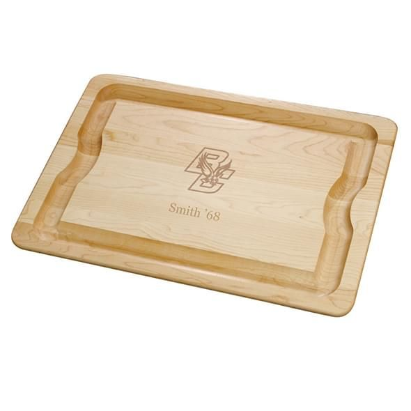 Boston College Maple Cutting Board