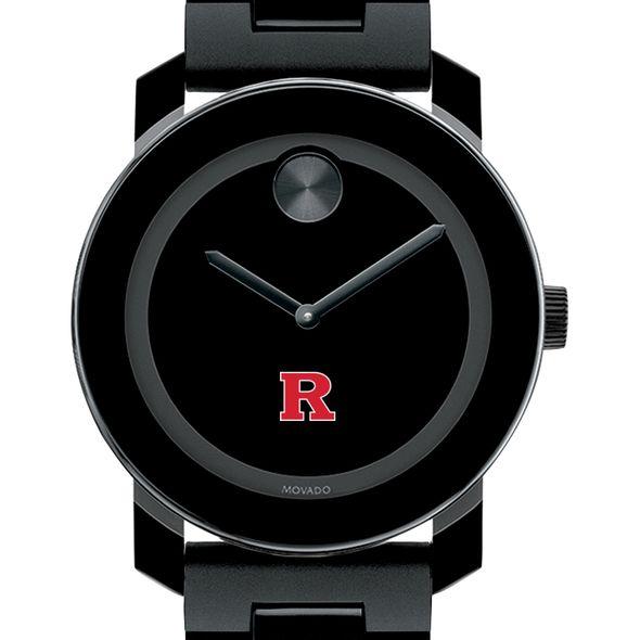 Rutgers University Men's Movado BOLD with Bracelet
