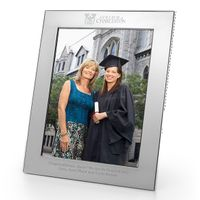 College of Charleston Polished Pewter 8x10 Picture Frame