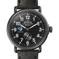Seton Hall Shinola Watch, The Runwell 41mm Black Dial - Image 1