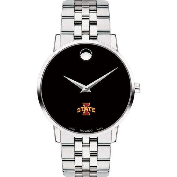 Iowa State University Men's Movado Museum with Bracelet - Image 2
