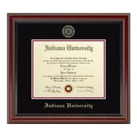 Indiana University Diploma Frame, the Fidelitas