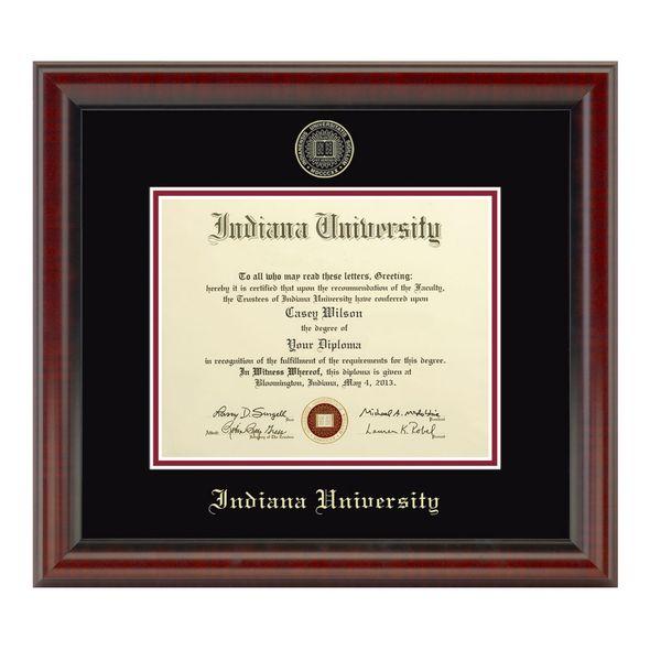 Indiana University Diploma Frame, the Fidelitas