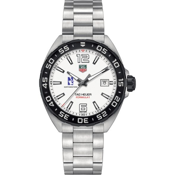 Northwestern University Men's TAG Heuer Formula 1 - Image 2