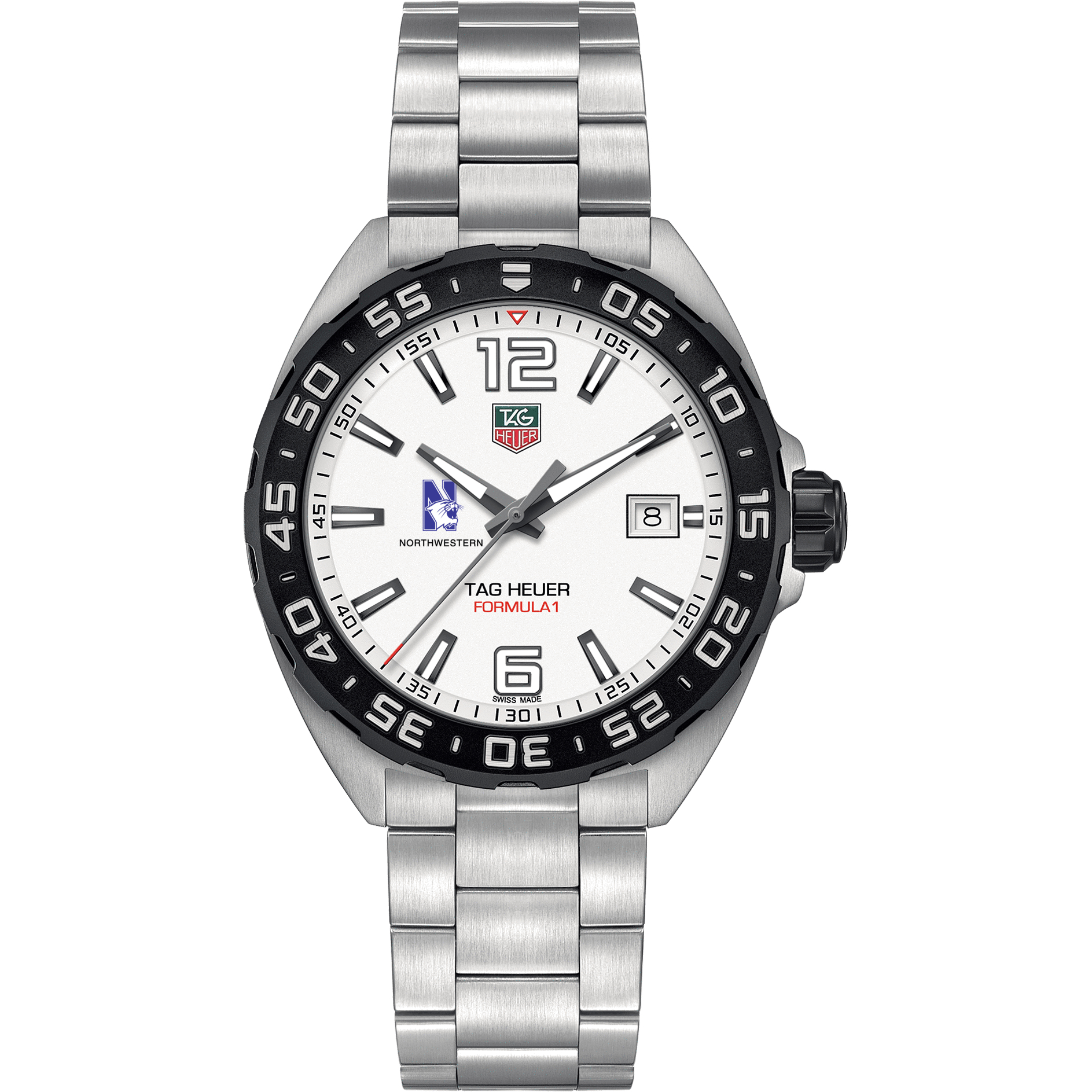 Northwestern Men's TAG Heuer Formula 1 - Image 2