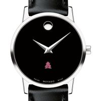 Arizona State Women's Movado Museum with Leather Strap