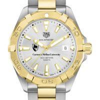 Carnegie Mellon University Men's TAG Heuer Two-Tone Aquaracer