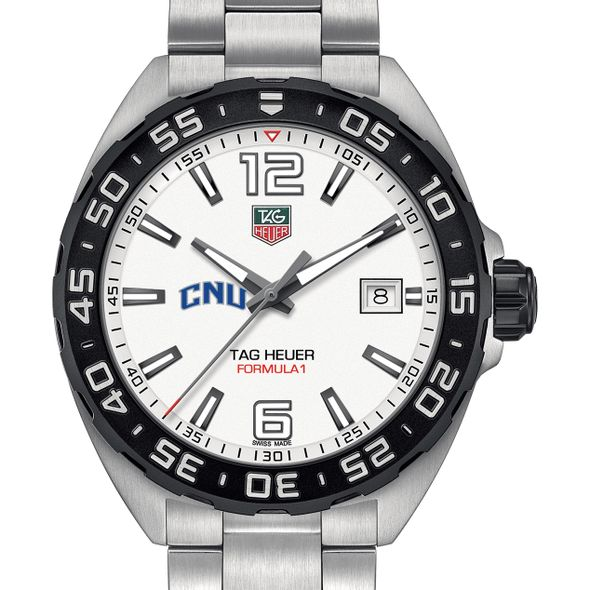 Christopher Newport University Men's TAG Heuer Formula 1