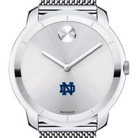 Notre Dame Men's Movado Stainless Bold 44