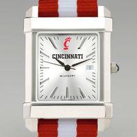 Cincinnati Collegiate Watch with NATO Strap for Men