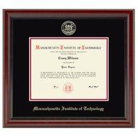 MIT Diploma Frame, the Fidelitas
