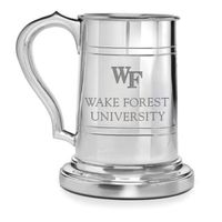 Wake Forest Pewter Stein