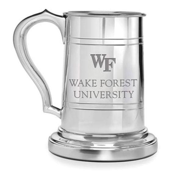 Wake Forest Pewter Stein - Image 1