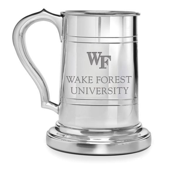 Wake Forest Pewter Stein - Image 2