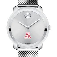 University of Arizona Women's Movado Stainless Bold 36