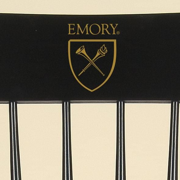 Emory University Captain's Chair by Hitchcock - Image 2