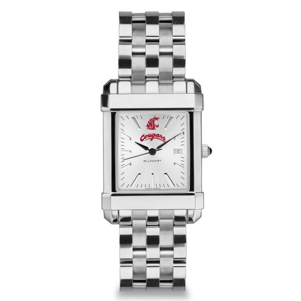 Washington State University Men's Collegiate Watch w/ Bracelet - Image 2
