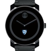 Johns Hopkins Men's Movado BOLD with Leather Strap