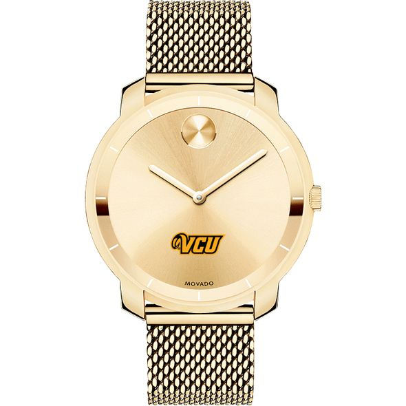 Virginia Commonwealth University Women's Movado Gold Bold 36 - Image 2