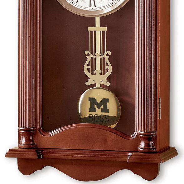 Michigan Ross Howard Miller Wall Clock - Image 2