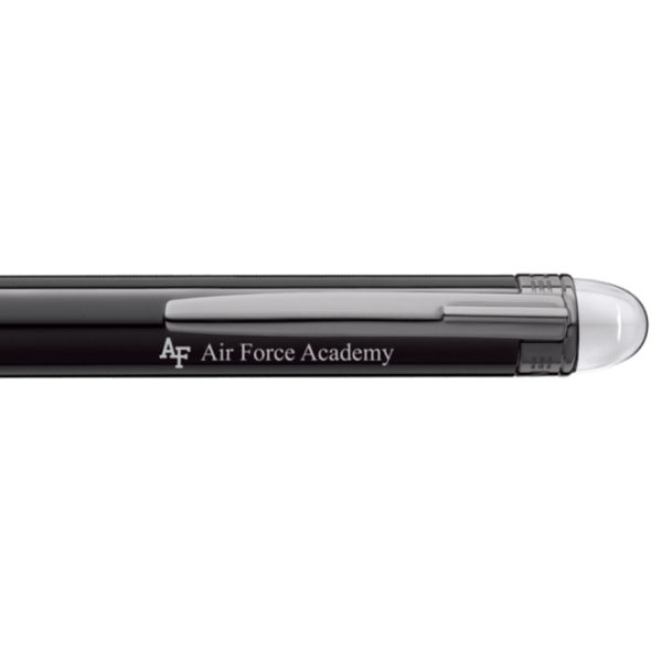 US Air Force Academy Montblanc StarWalker Ballpoint Pen in Ruthenium - Image 2