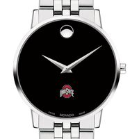Ohio State Men's Movado Museum with Bracelet