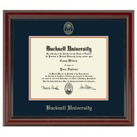 Bucknell University Diploma Frame, the Fidelitas