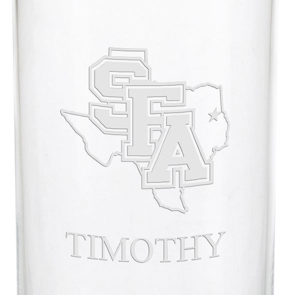 SFASU Iced Beverage Glasses - Set of 2 - Image 3