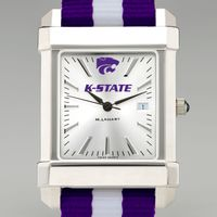 Kansas State University Collegiate Watch with NATO Strap for Men